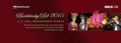 Bratislavský bál 2015