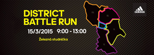 District Battle Run 2015